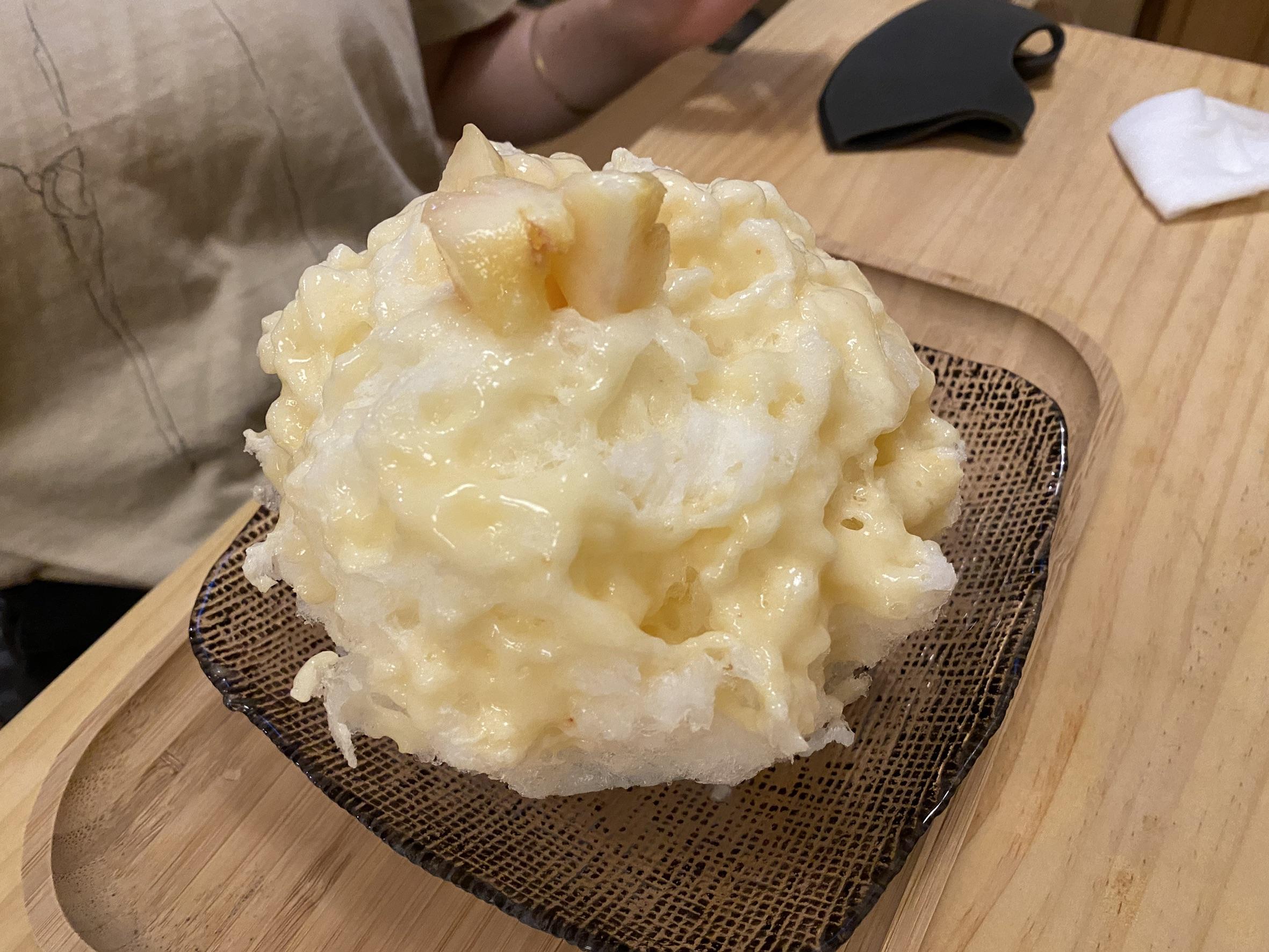 町田のかき氷屋「めがね庵」に行ってきた!